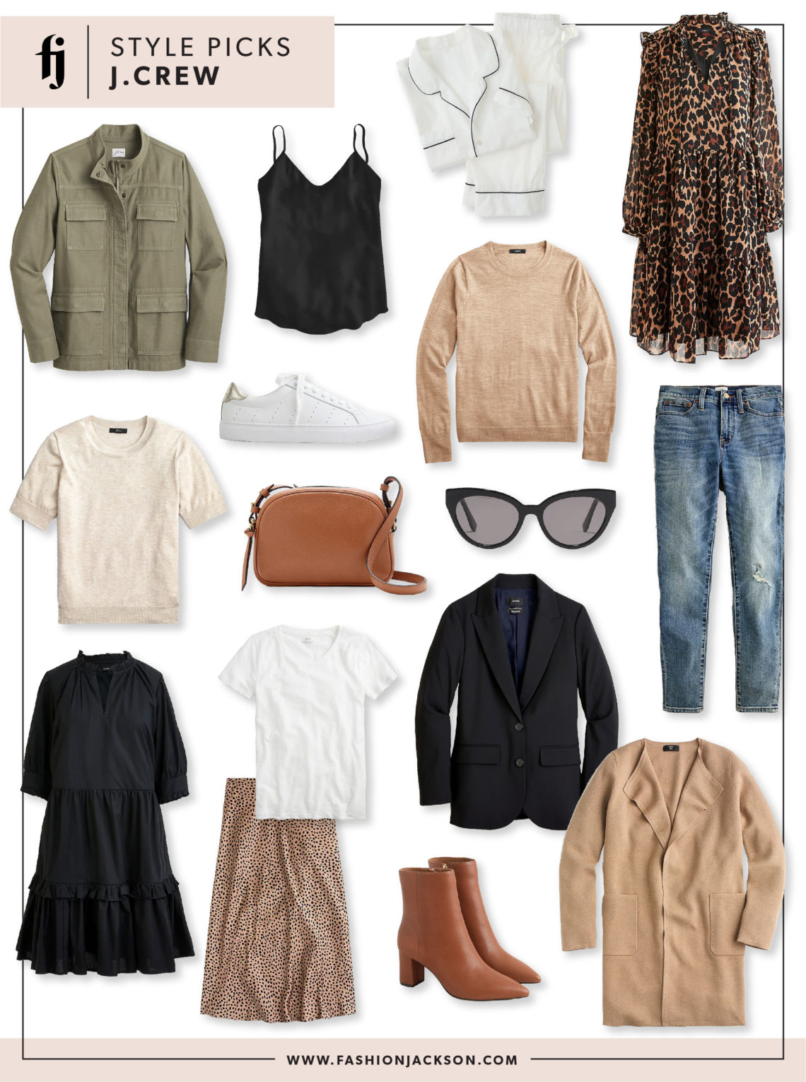 Jcrew Fall Outfits