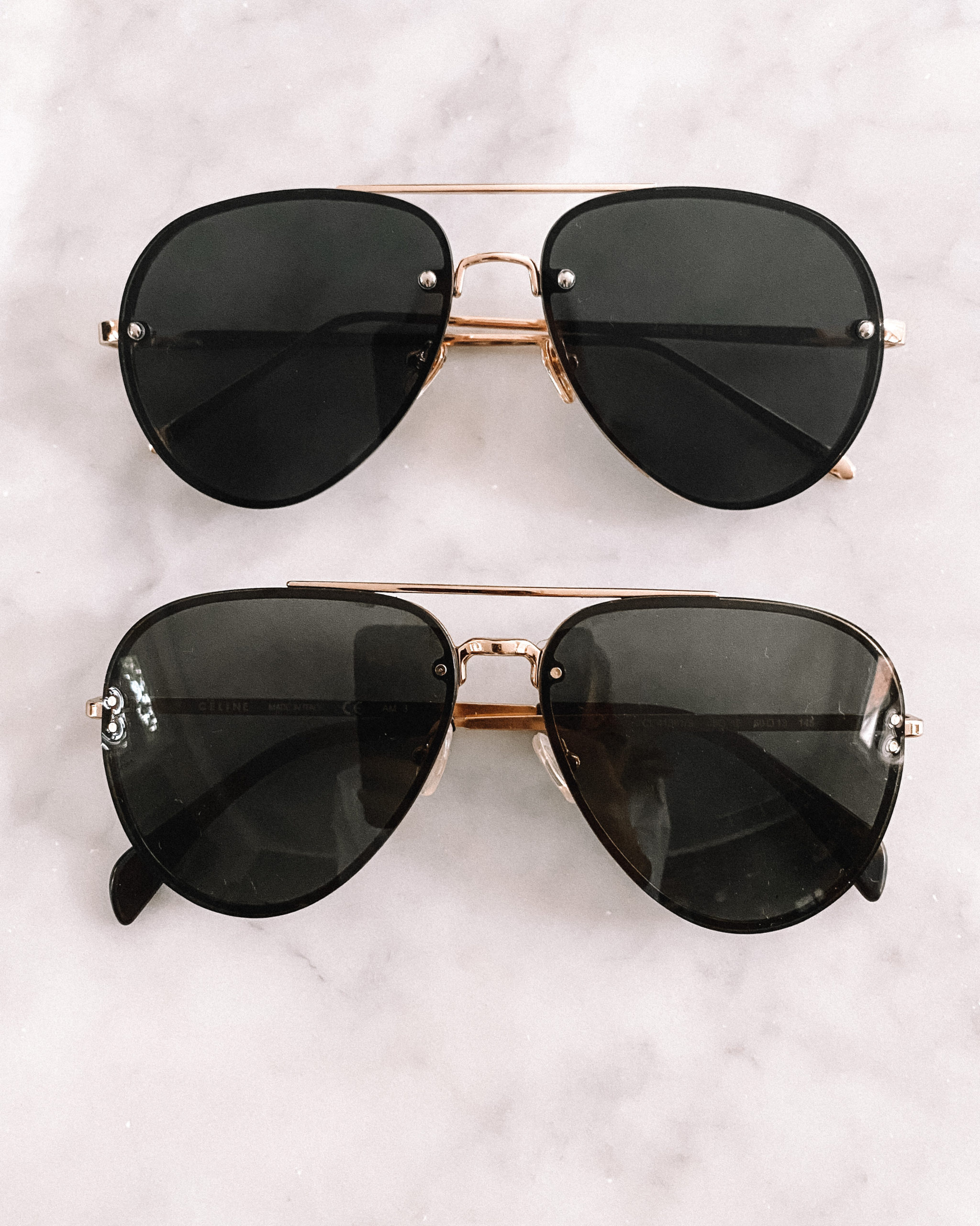 Fashion Jackson Amazon Aviator Sunglasses
