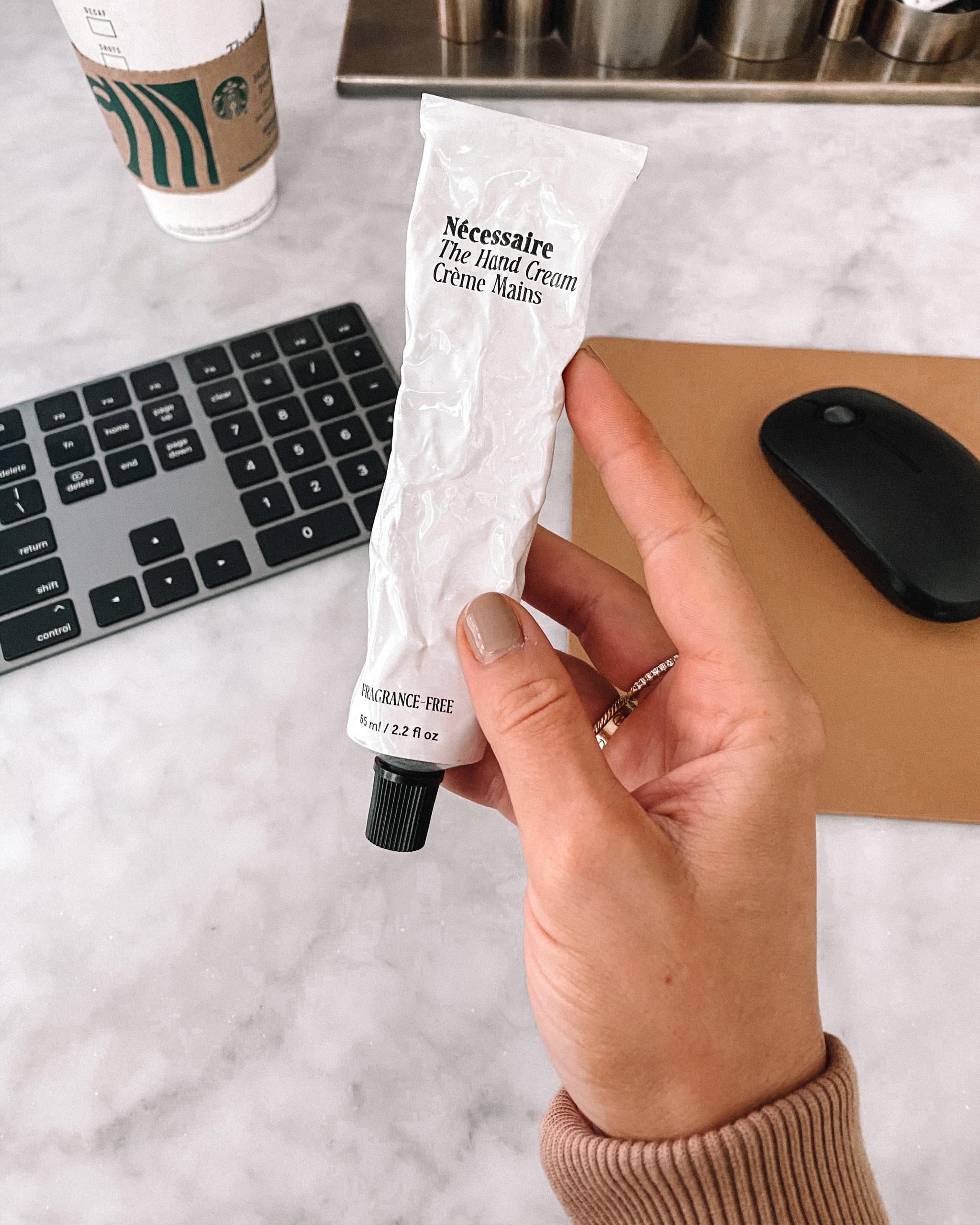 Fashion Jackson Necessaire. Hand Cream