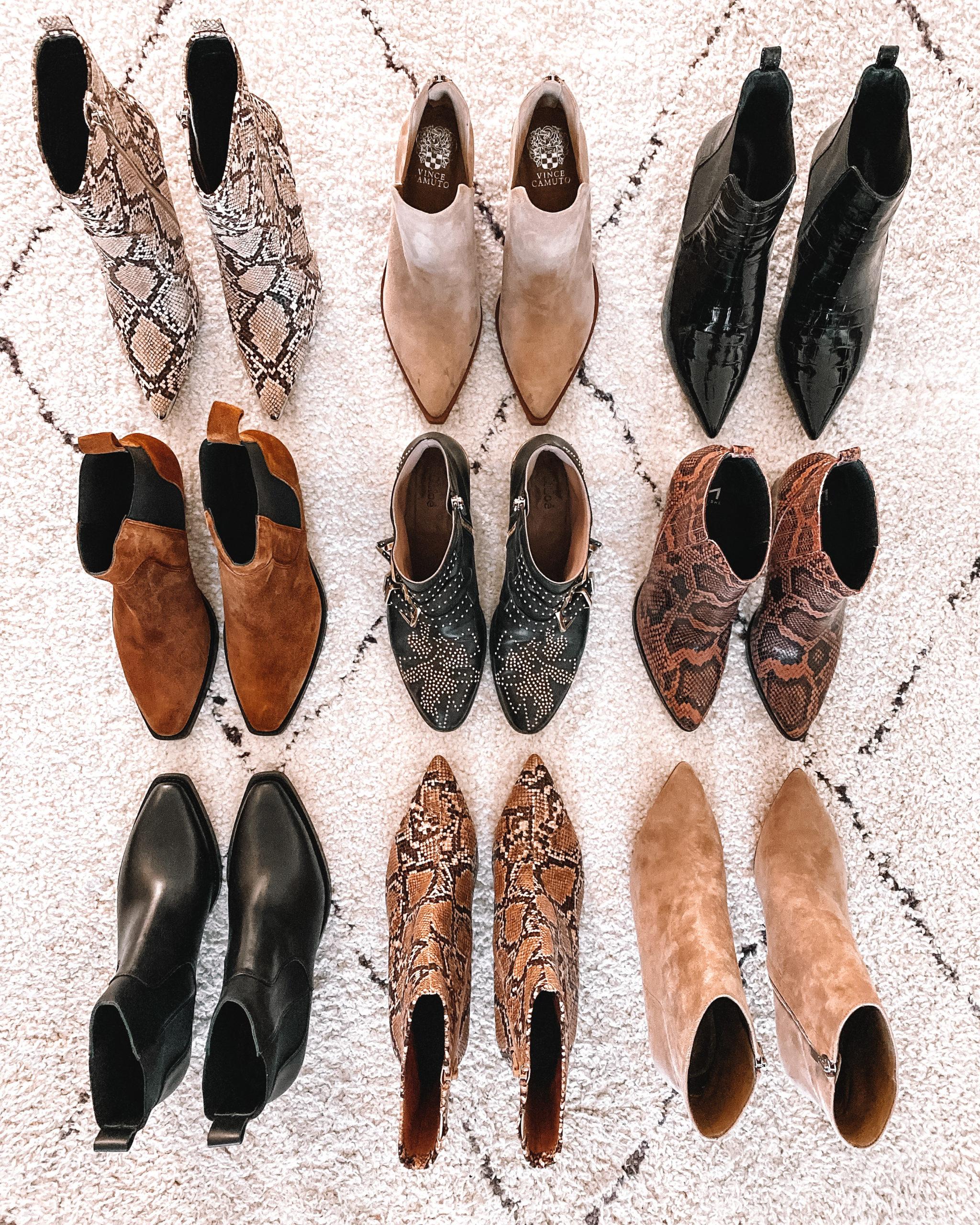 fashion jackson fall booties