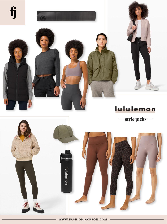 fashion jackson lululemon fitness