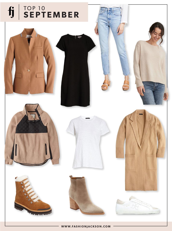 Fashion Jackson September Top 10