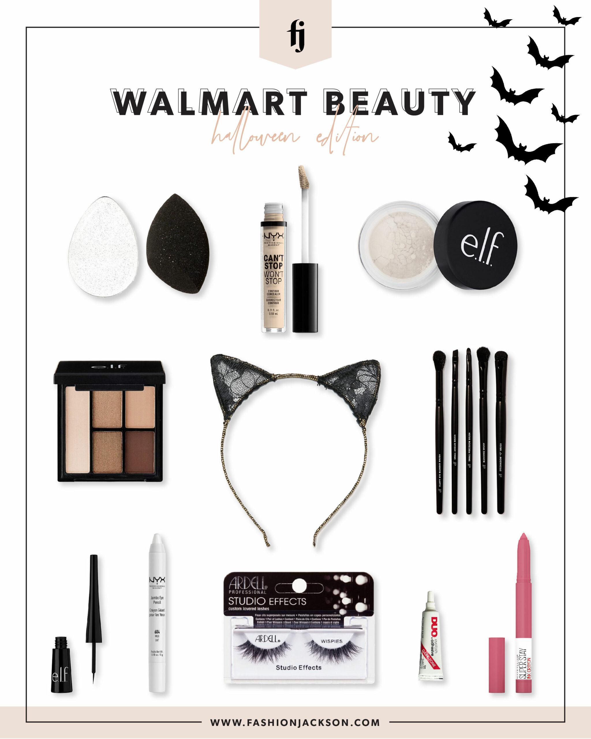 Fashion Jackson Halloween Cat Makeup Easy