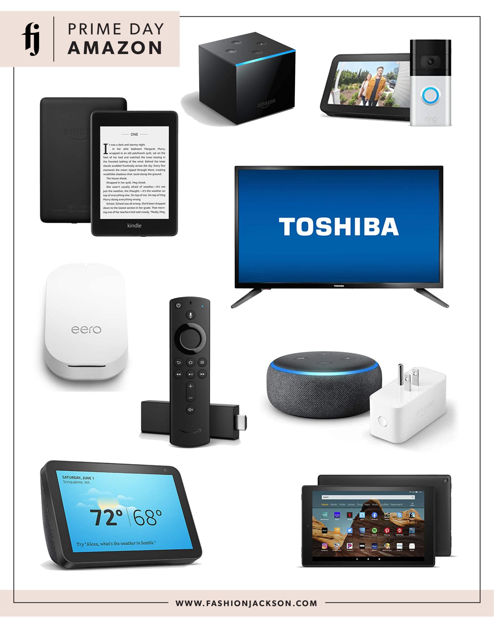 amazon prime day tech