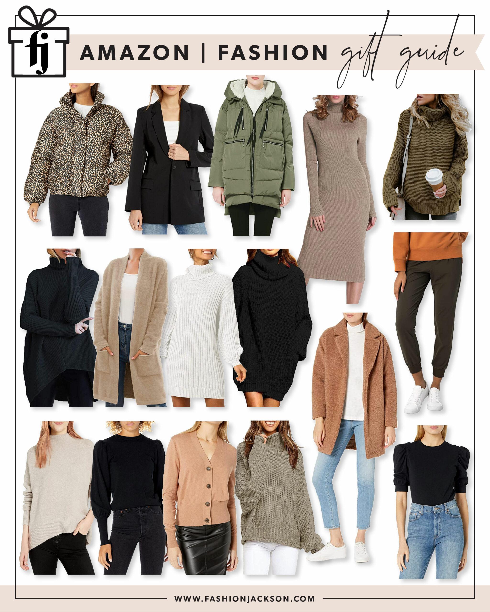 Fashion Jackson amazon fashion gift guide