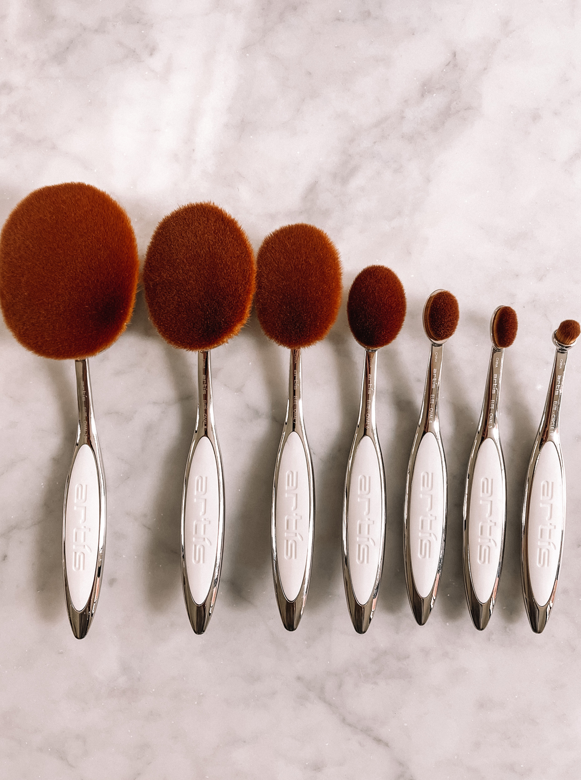 Fashion Jackson Artis Makeup Brushes