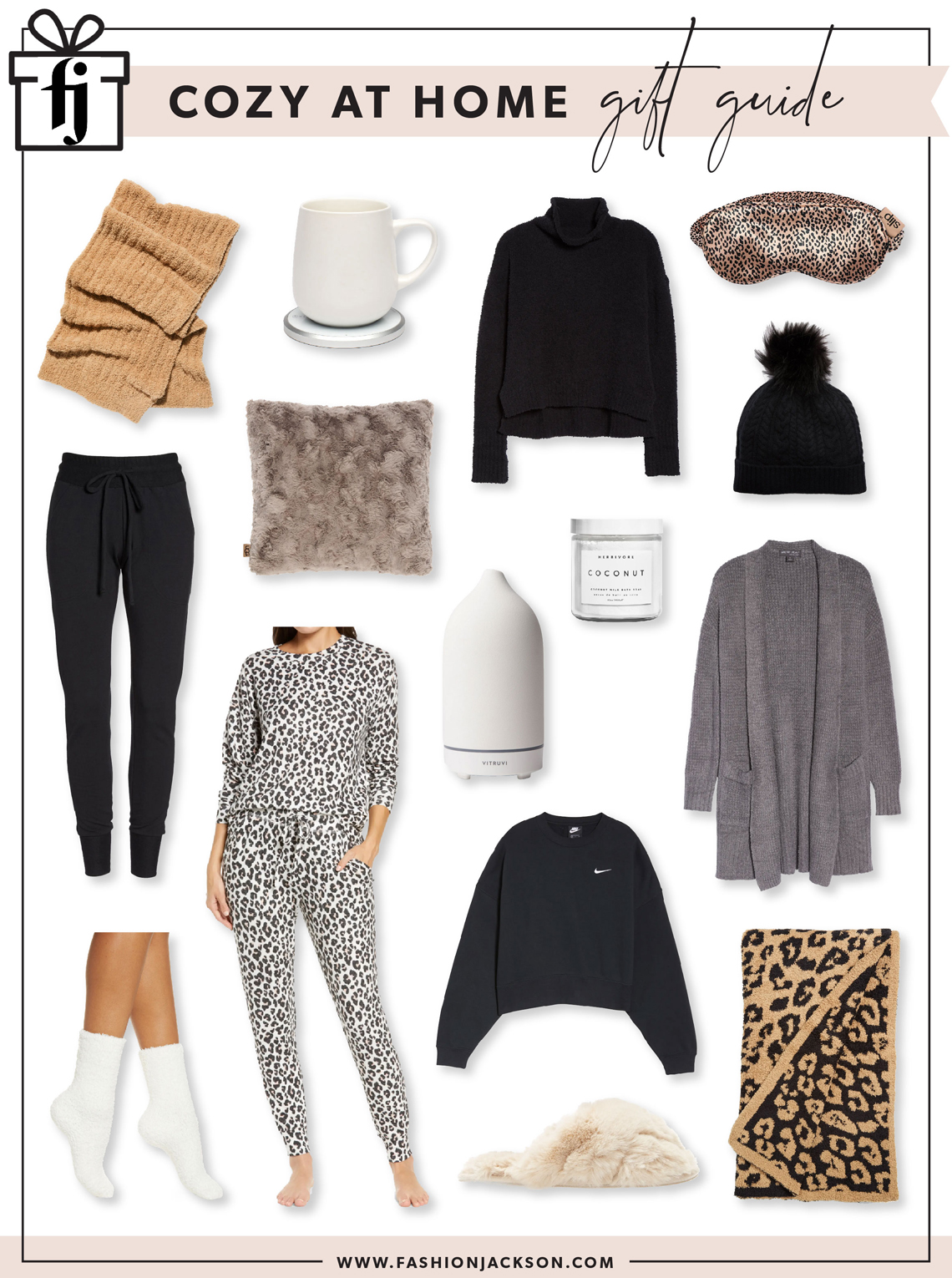 Fashion Jackson Cozy at Home Nordstrom Holiday Gift Guide
