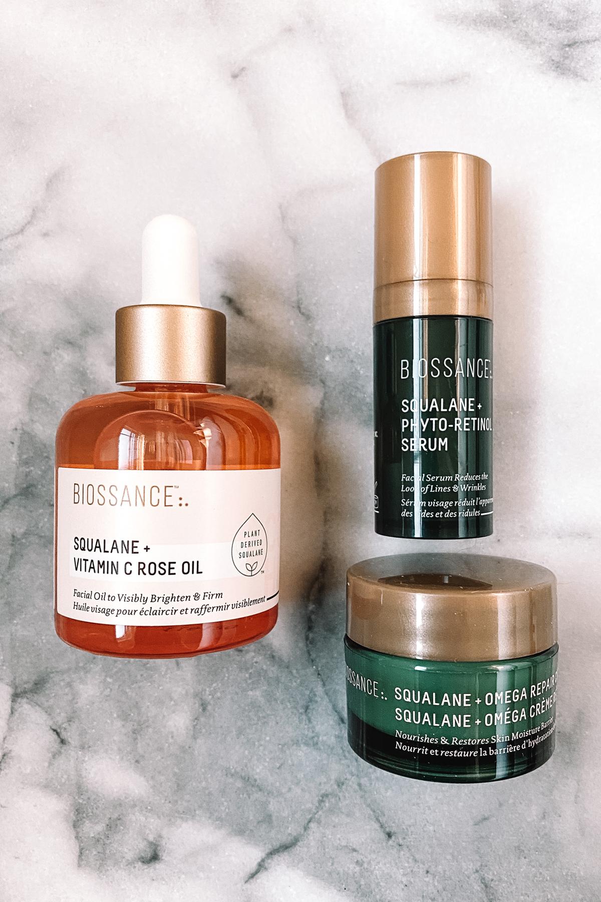 Fashion Jackson Sephora Biossance Skincare
