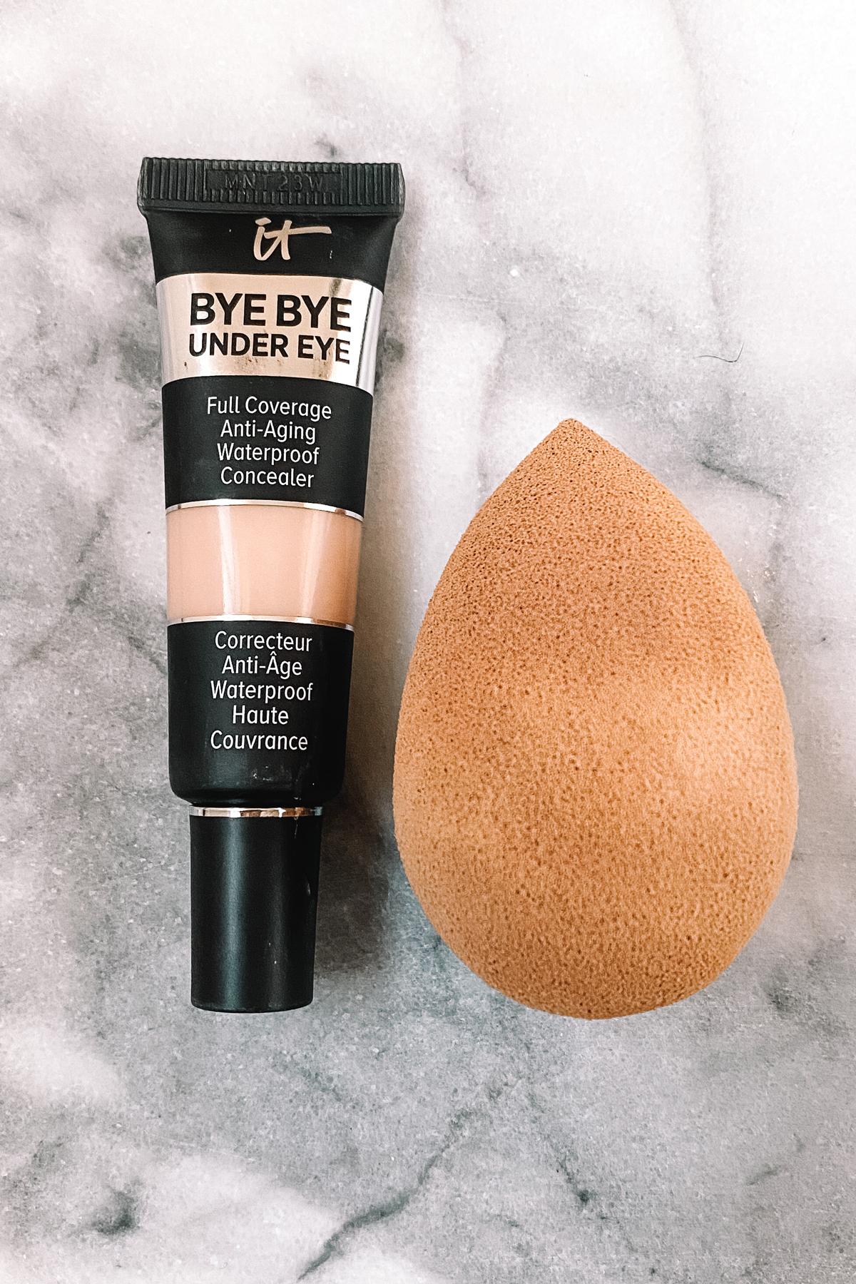 Fashion Jackson Sephora IT Cosmetics Bye Bye Undereye Concealer Beauty Blender