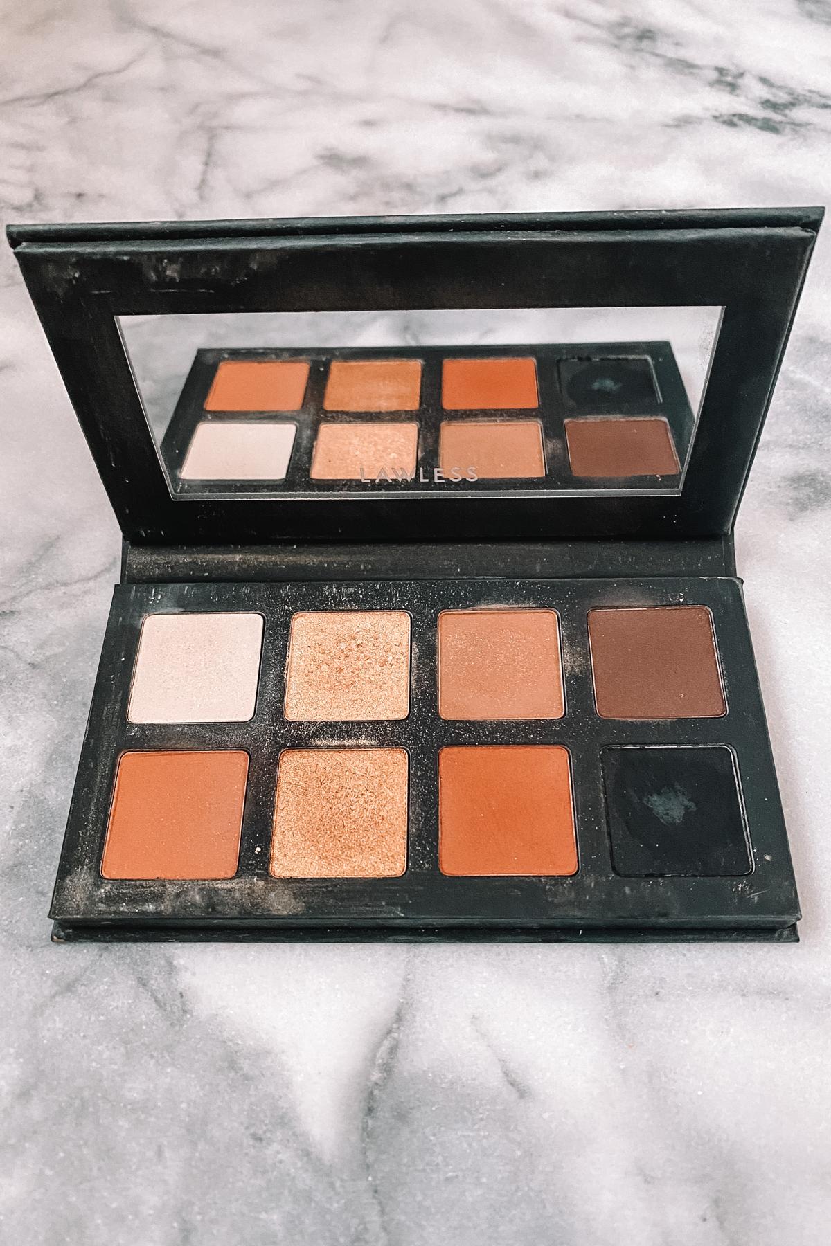 Fashion Jackson Sephora Lawless Eyeshadow Palette