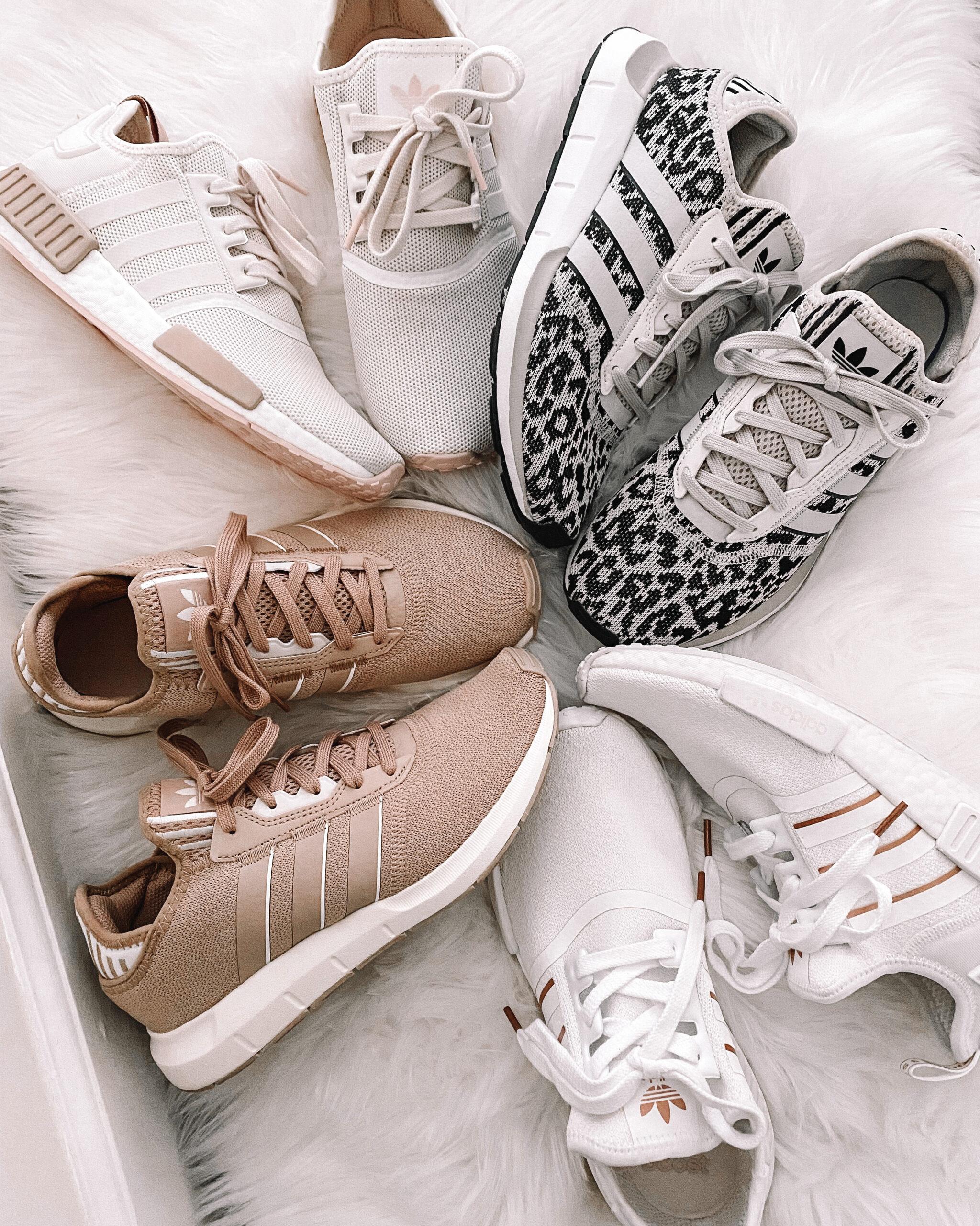 Fashion Jackson adidas Athletic Sneakers