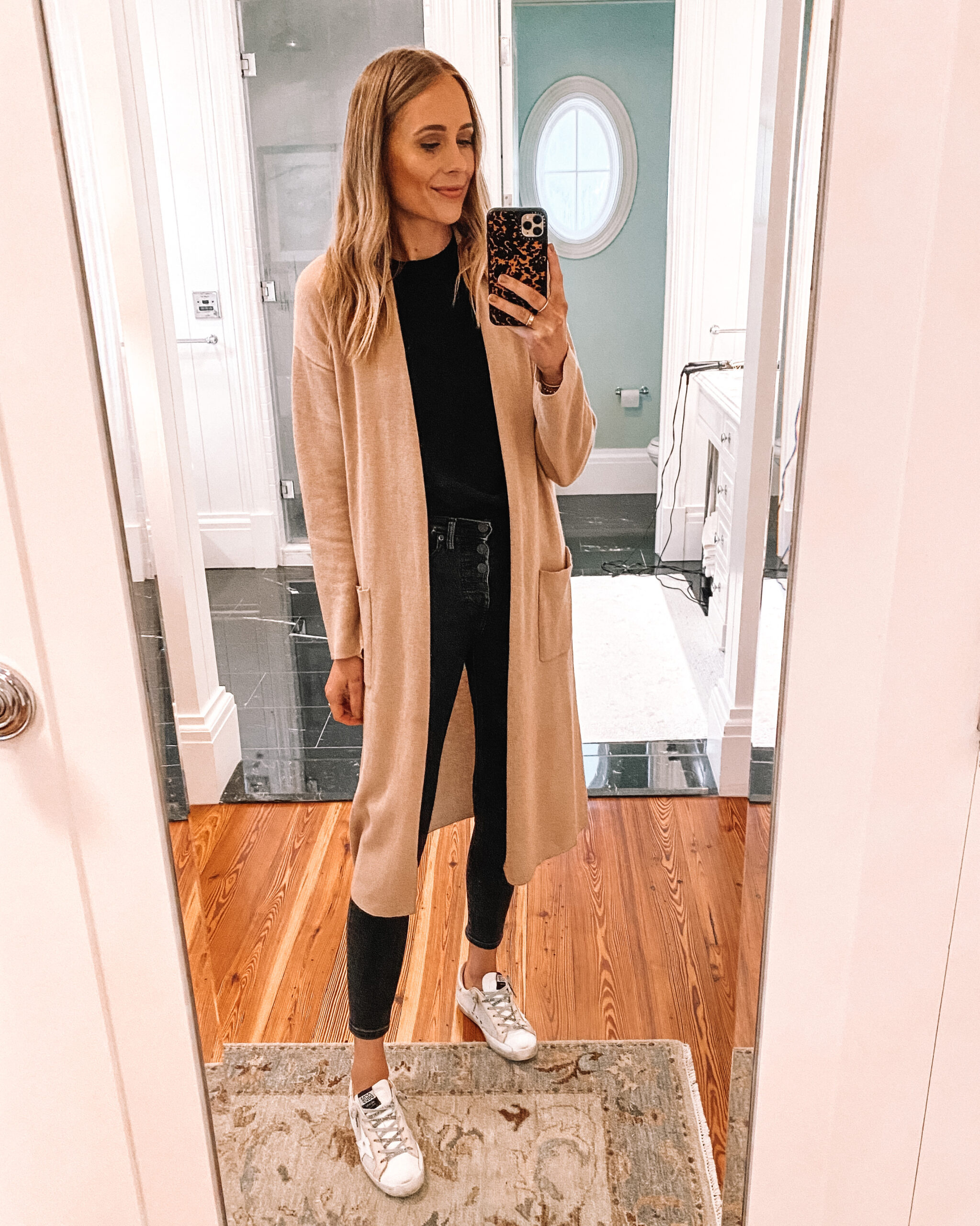 Fashion Jackson Amazon Fashion Camel Coatigan Sweater Coat Outfit