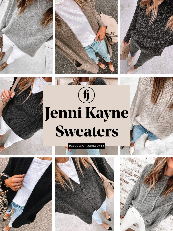 Jenni Kayne Sweater Haul LTK copy