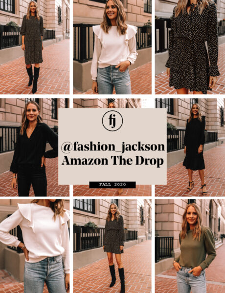 Fashion Jackson x Amazon The Drop Fall Collection