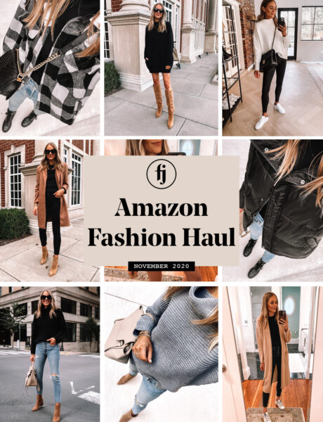 Amazon Fashion Haul & Gift Ideas