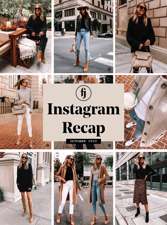 october instagram