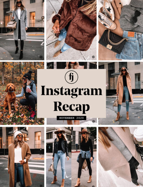 November Instagram Recap