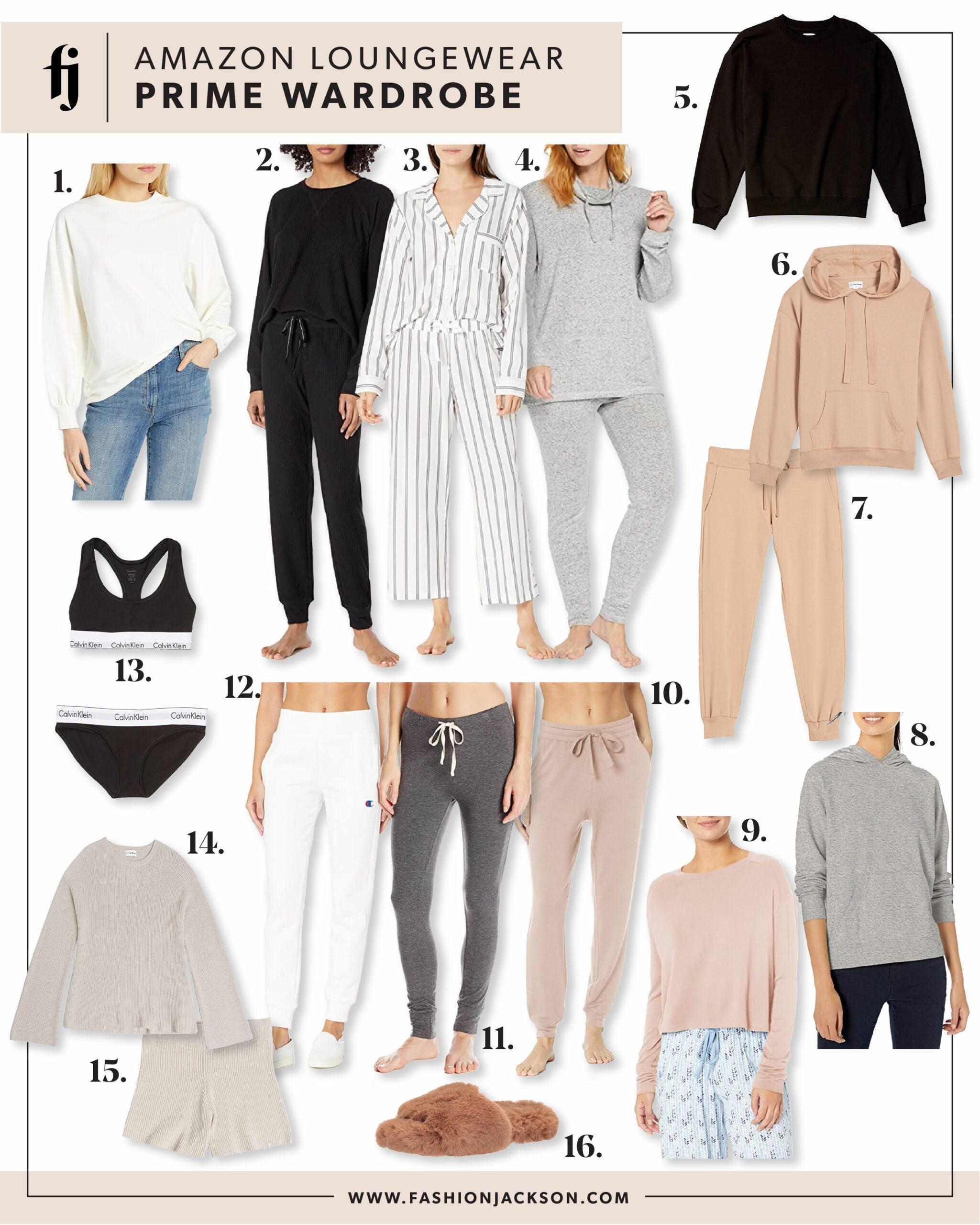 Amazon Prime Wardrobe Loungewear