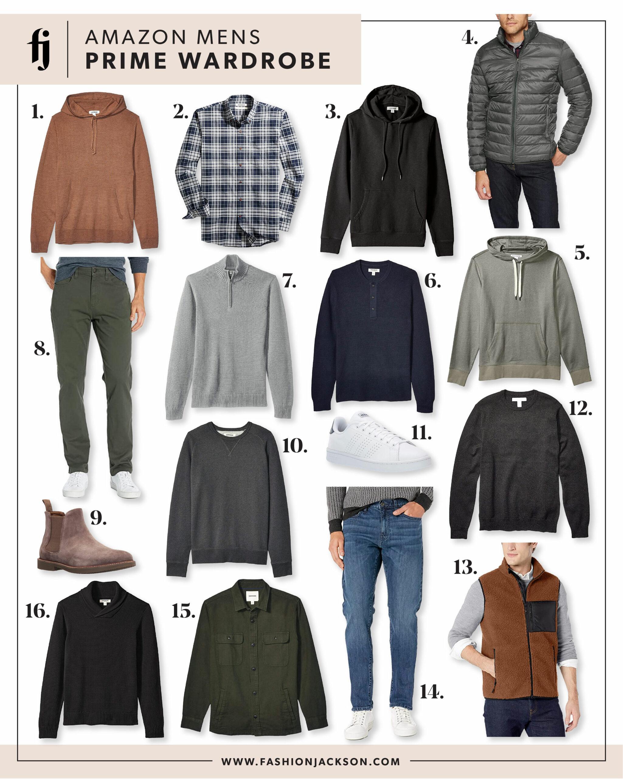 Amazon Prime Wardrobe Mens