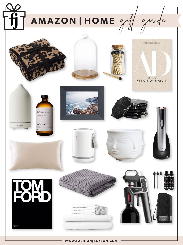 Fashion Jackson Holiday 2020 Amazon Home Gift Guide