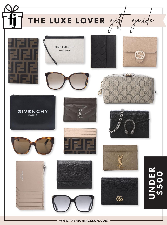 Fashion Jackson Holiday 2020 Designer Accessories Under $500
