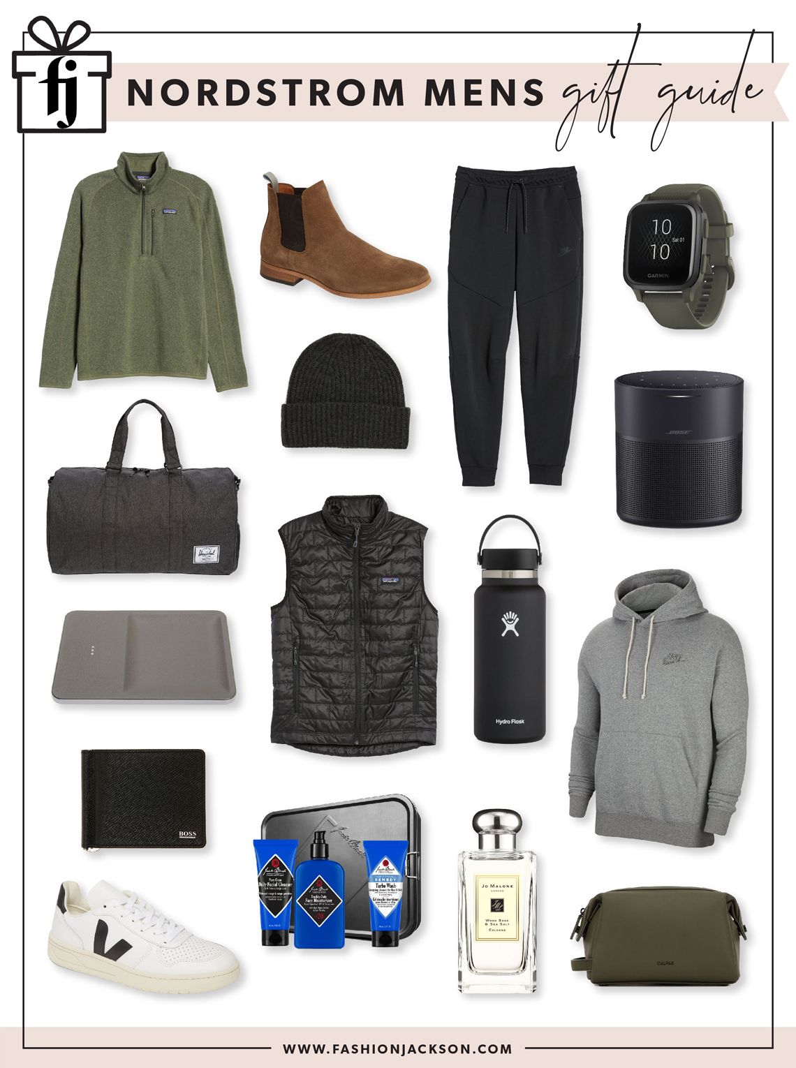 Fashion Jackson Holiday 2020 Nordstrom Mens Gift Guide