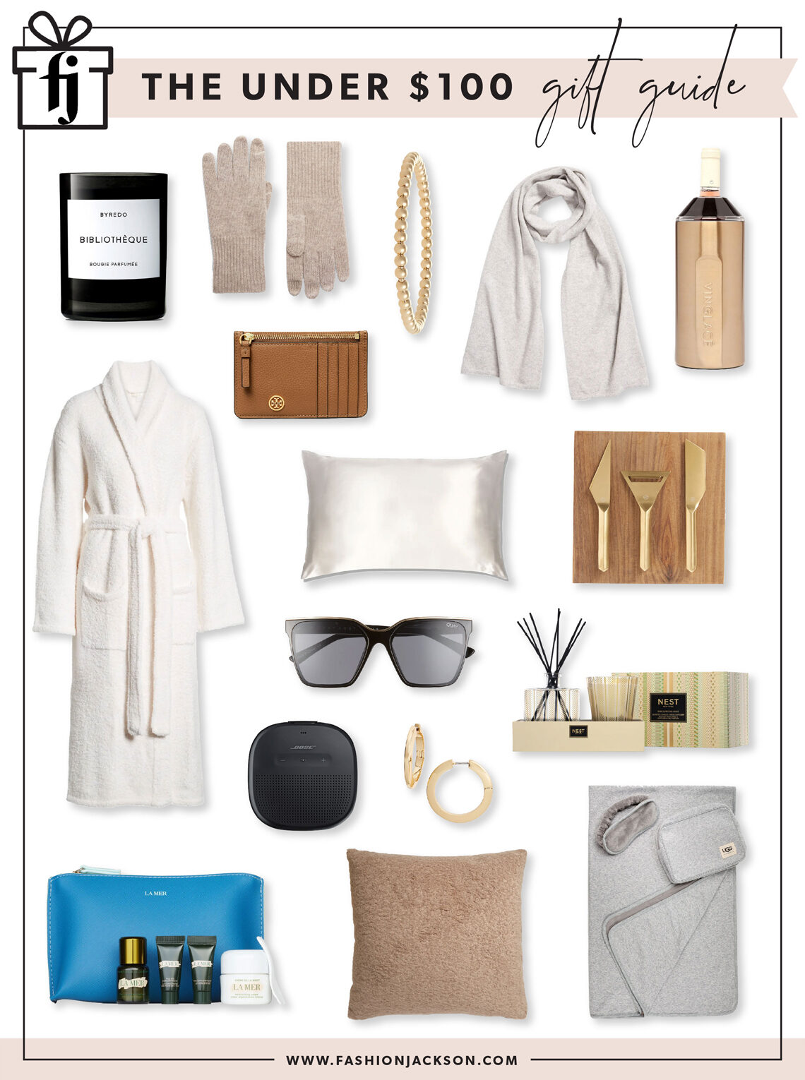 Fashion Jackson Holiday 2020 Nordstrom Under $100 Gift Guide