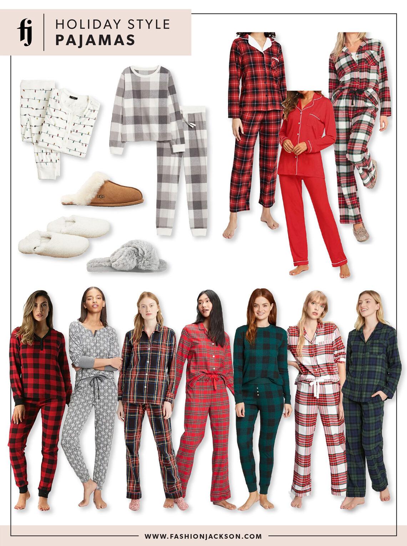 Fashion Jackson Holiday Pajamas