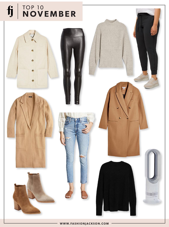 Fashion Jackson November 2020 Top 10