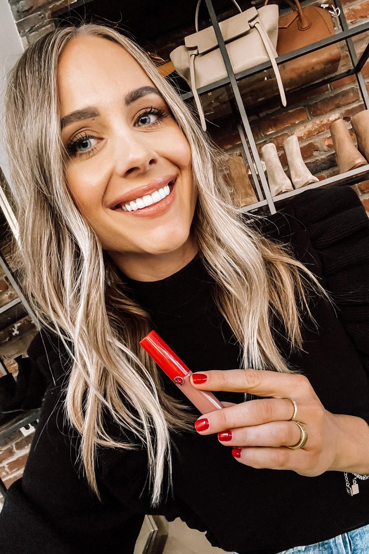 Fashion Jackson Sephora Beauty Armani Lip Maestro Liquid Matte Lipstick 2
