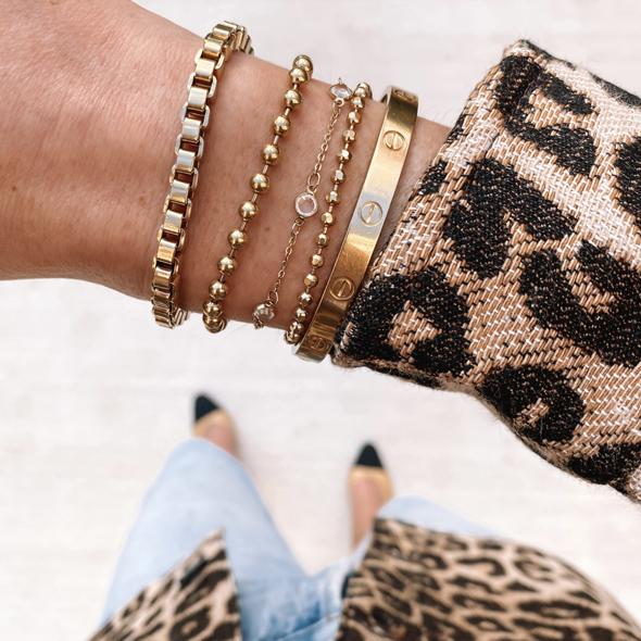 Fashion Jackson Wearing Miranda Frye Jewelry