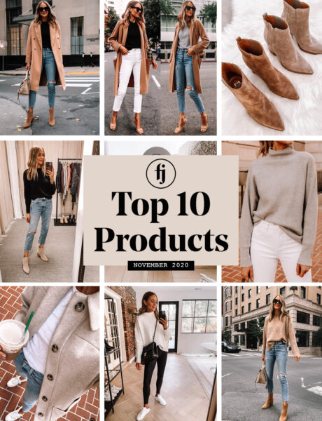 10 Most-Loved Products for the Month of November