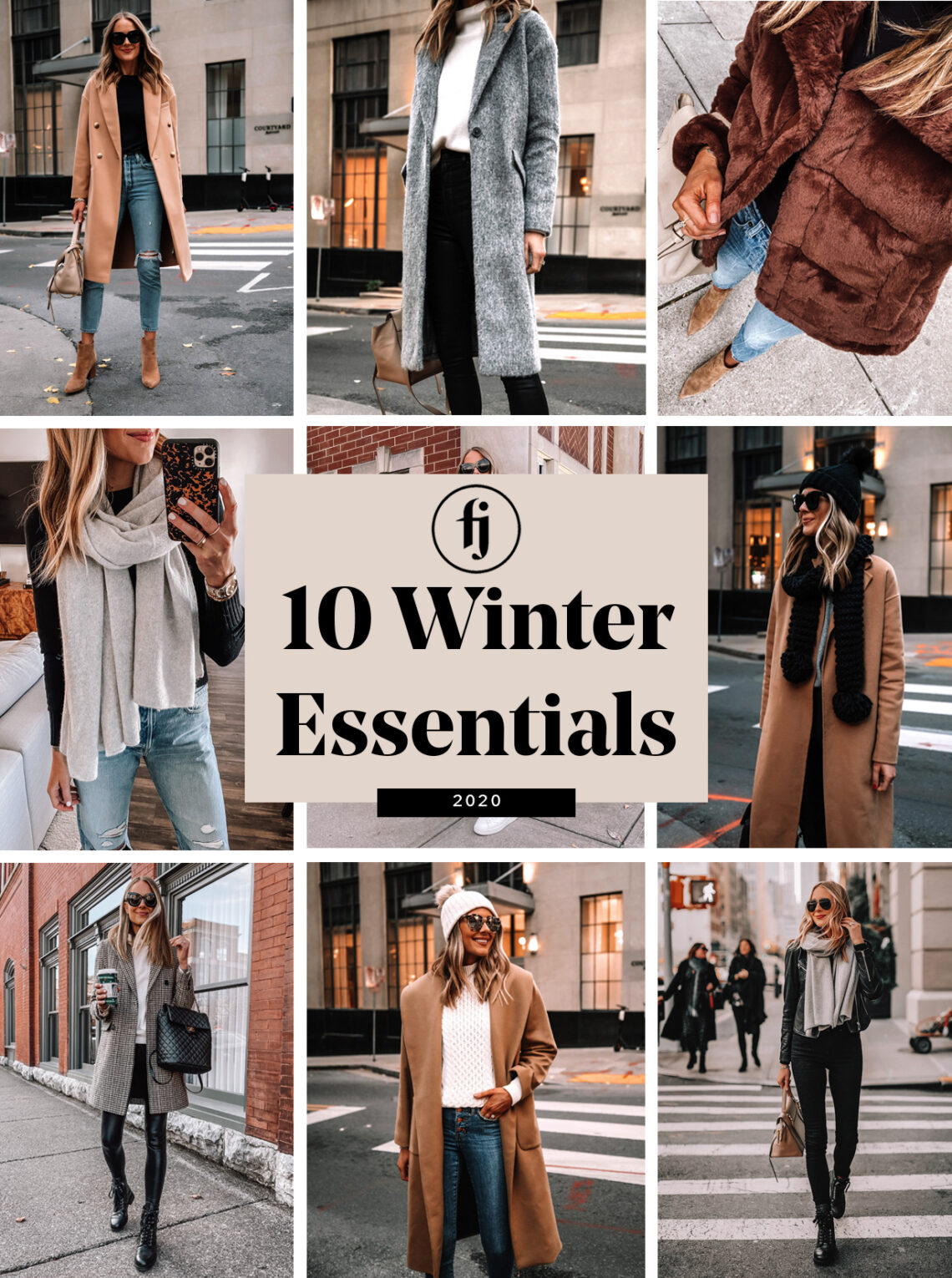 winter essentials