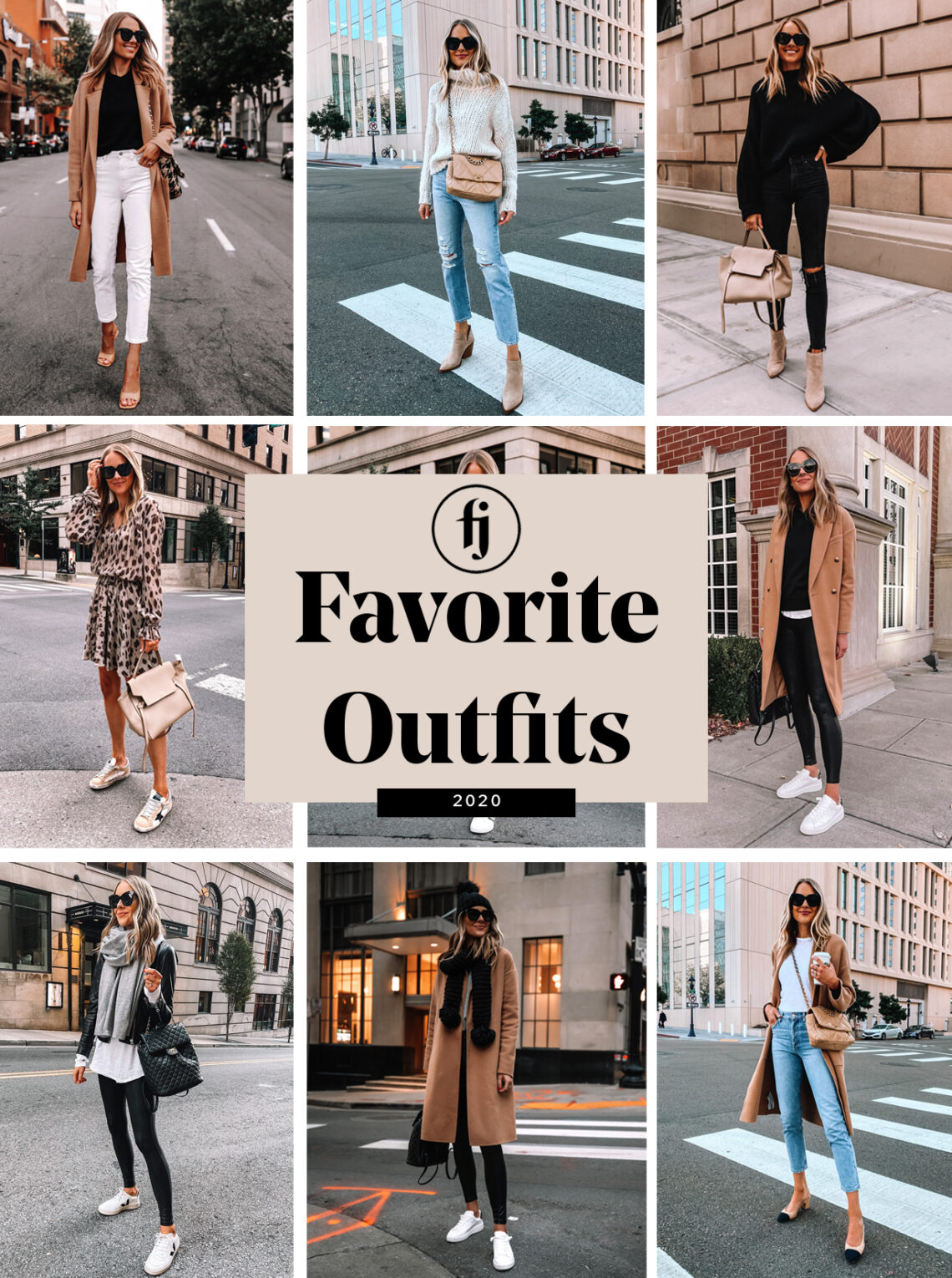 2020 favorite outfits