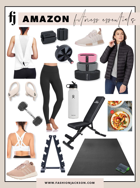 Amazon Finds Fitness Essentials