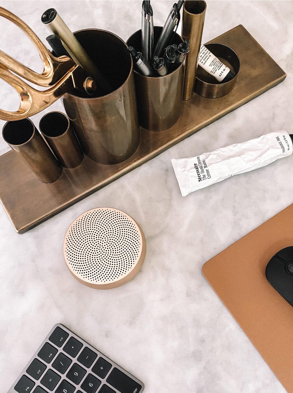 Fashion Jackson Desk Accessories