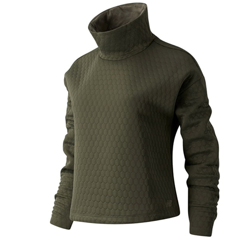 New Balance Quilted Pullover