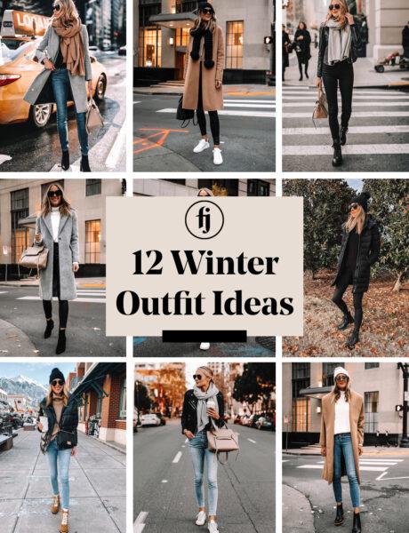 12 Stylish Winter Outfits Ideas