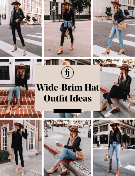 Outfit Ideas to Wear with Your Favorite Hat