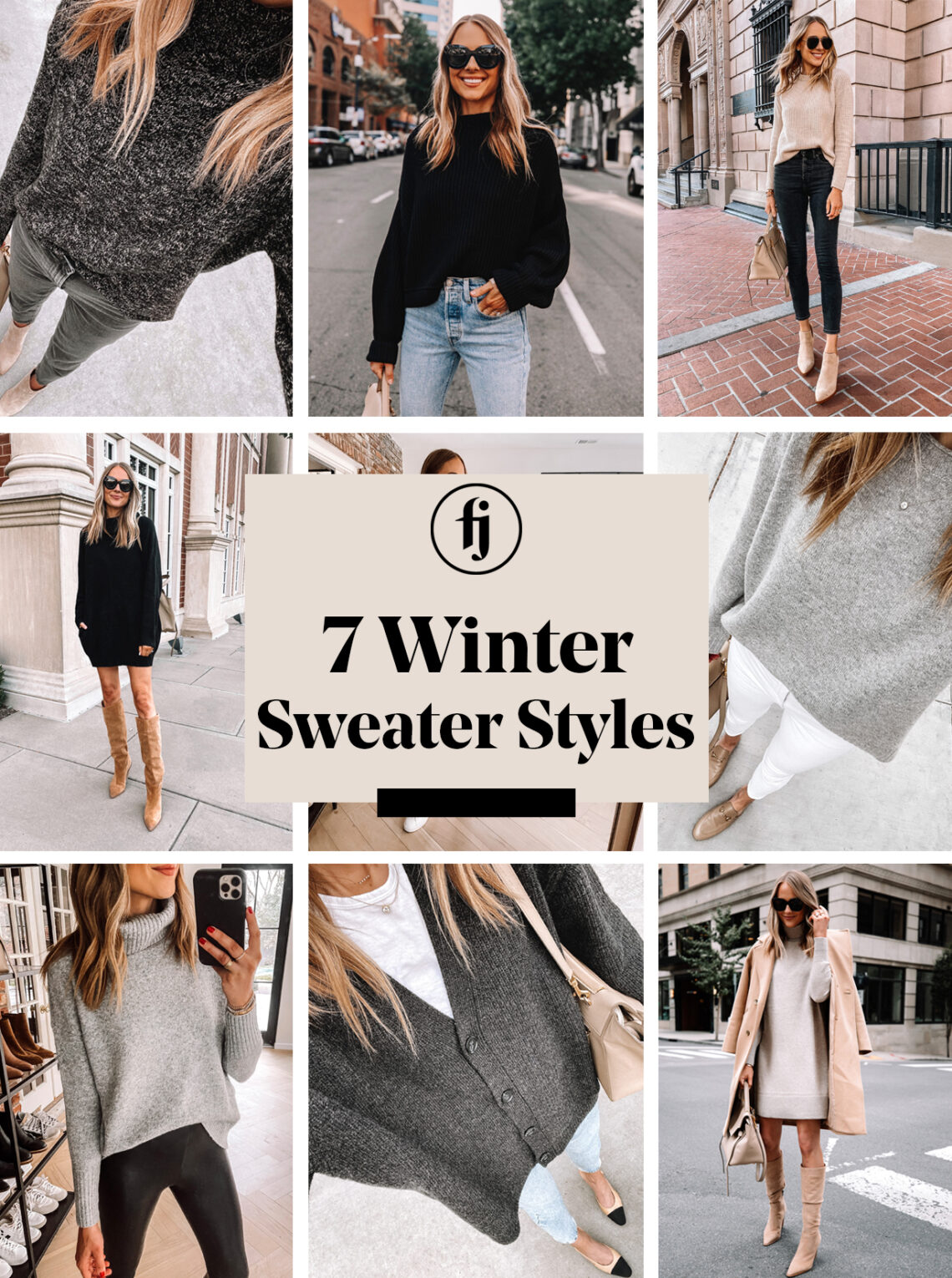 sweater styles featured Image