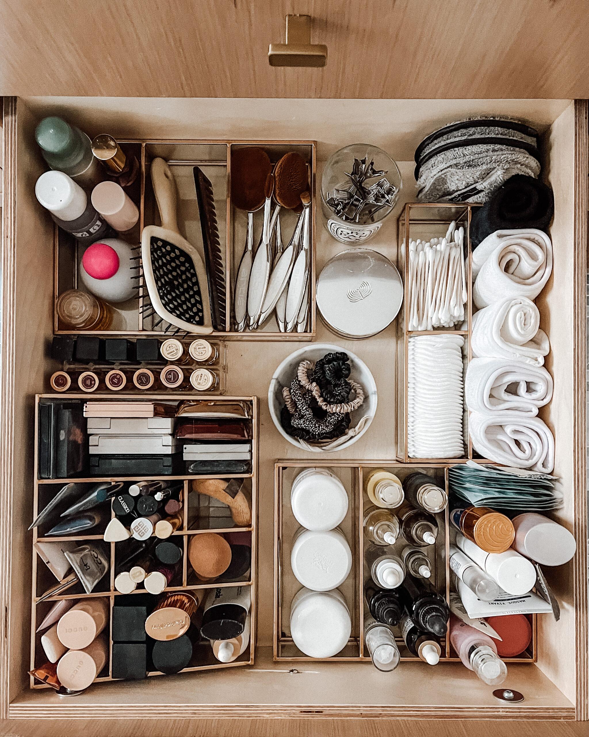Fashion Jackson Bathroom Drawer Organization After