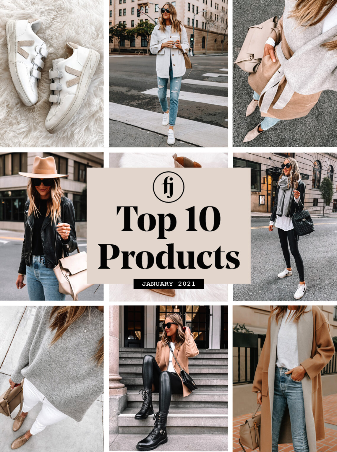 top products january 2021