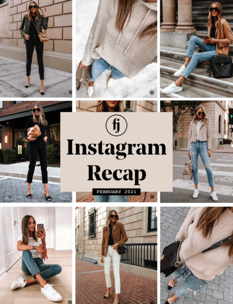 February Instagram Recap