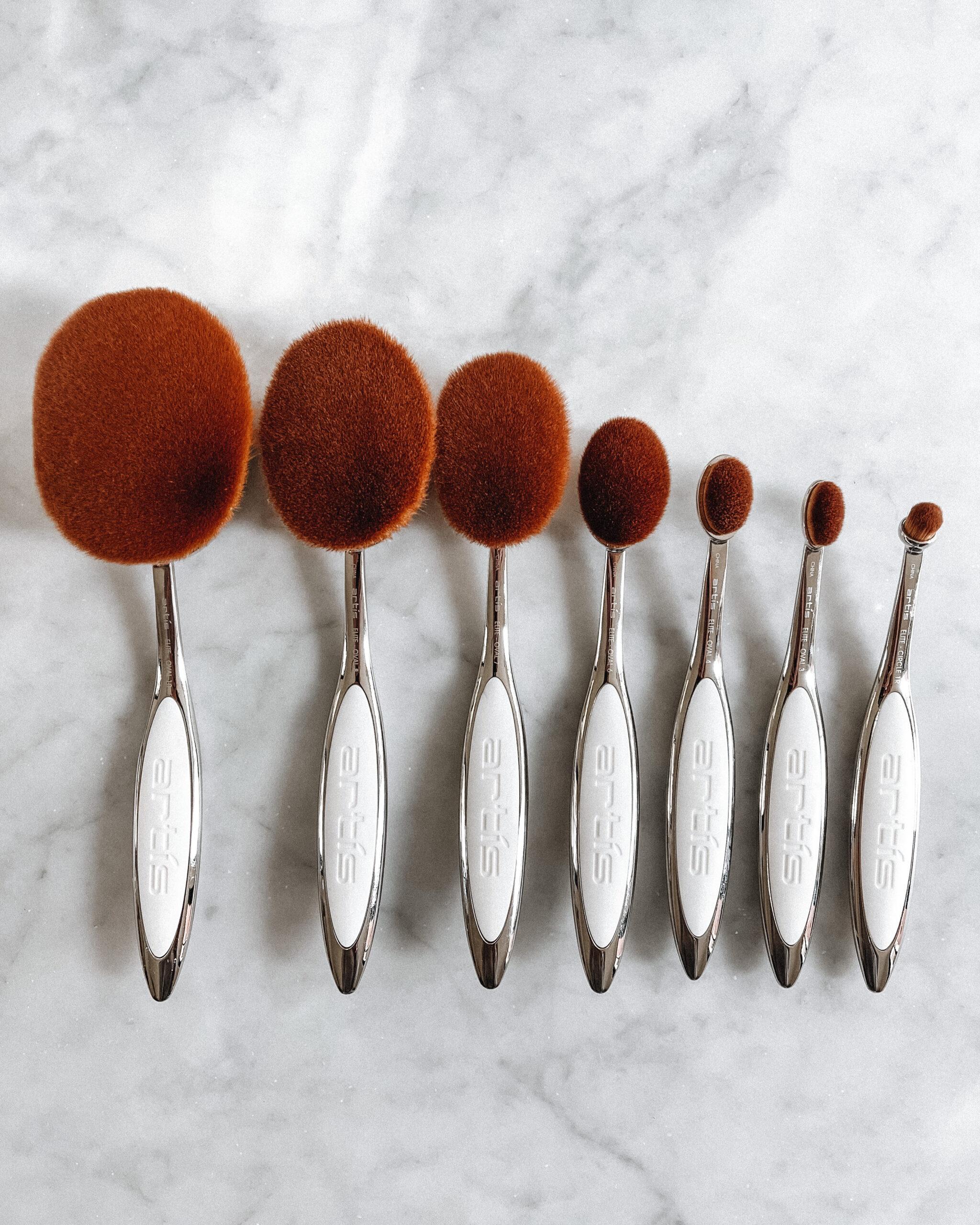 Fashion Jackson Artis Makeup brushes