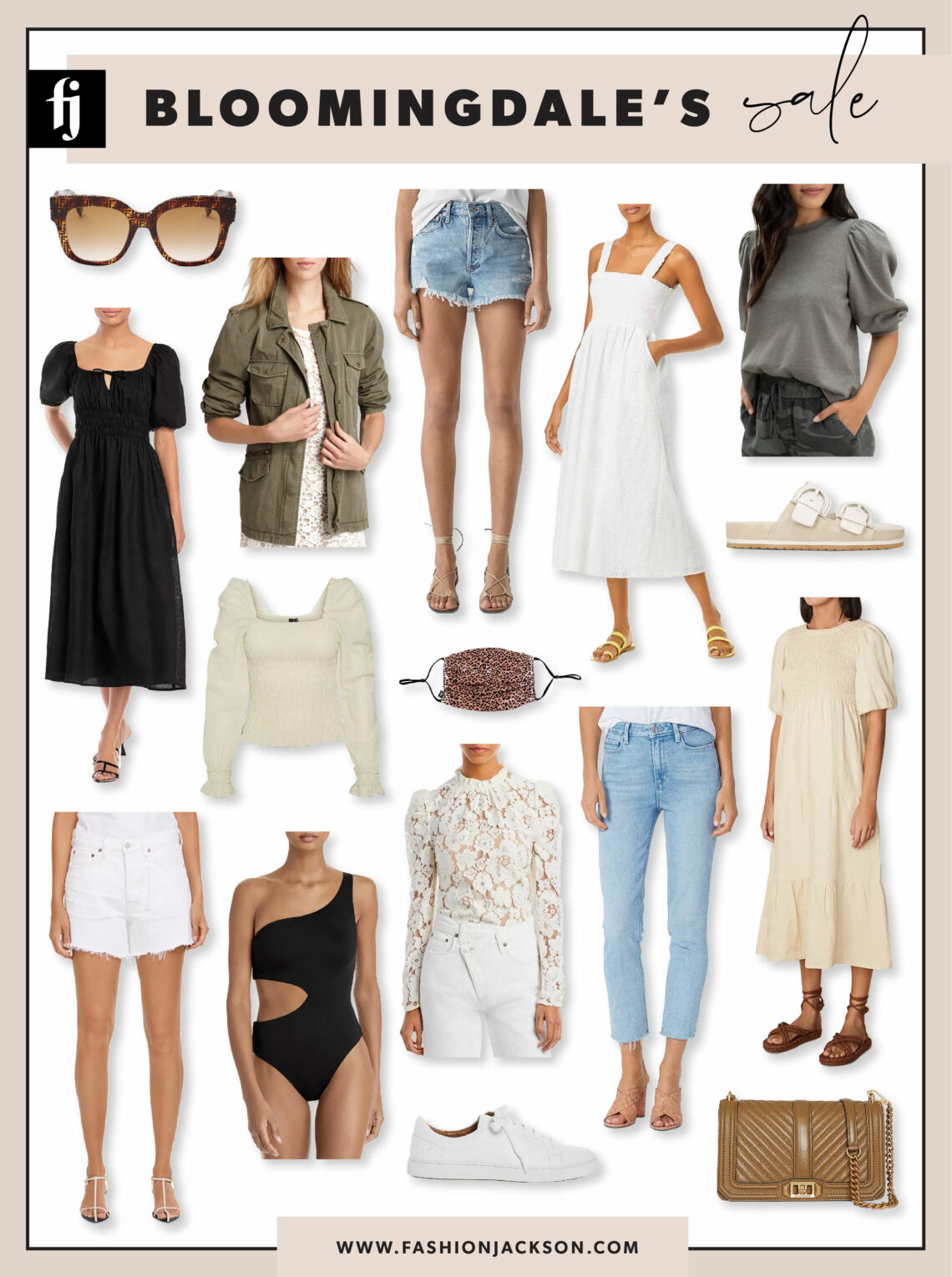 Fashion Jackson Bloomingdales Friends and Family Sale