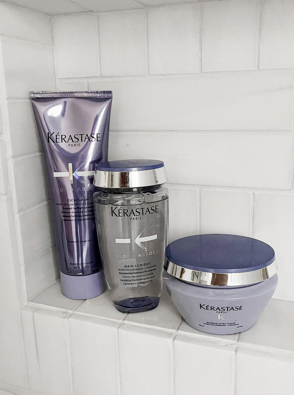 Fashion Jackson Kerastase Shampoo Conditioner Hair Mask Haircare