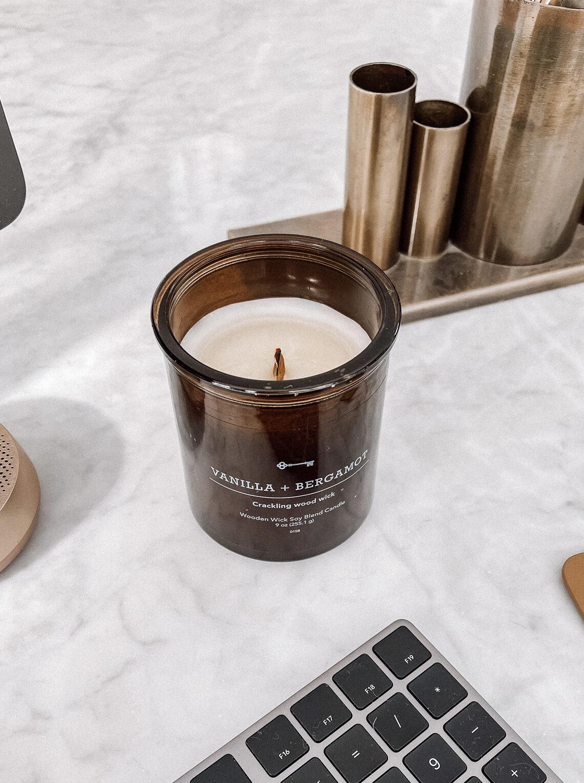 Fashion Jackson Target Candle