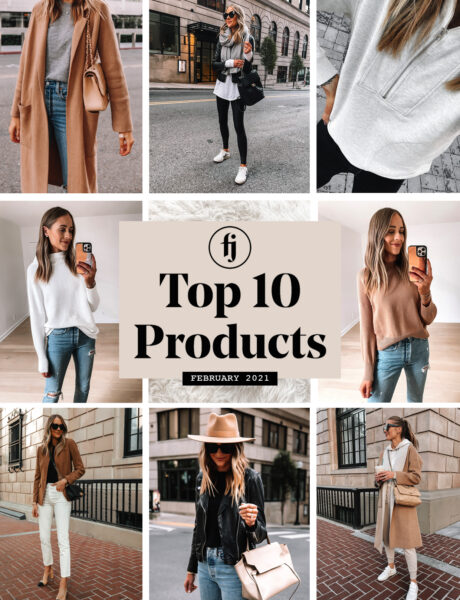 10 Most-Loved Products for the Month of February