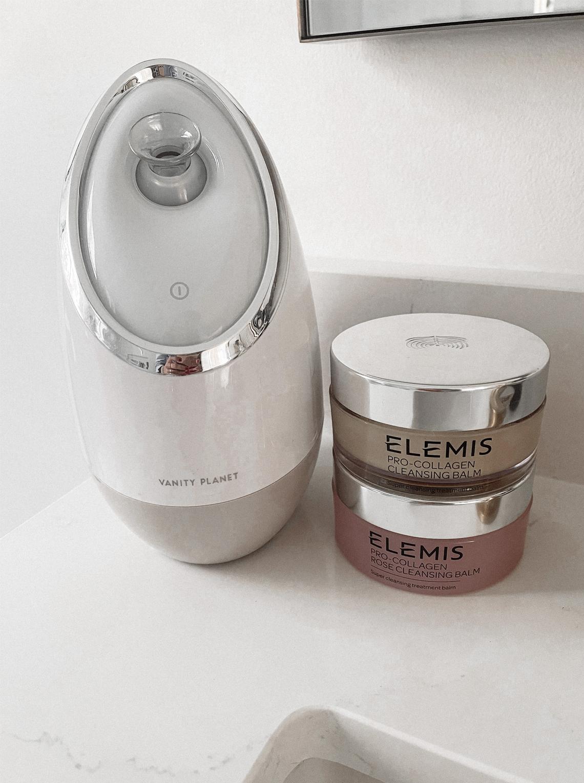 Fashion Jackson Elemis Cleansing Balm Facial Steamer