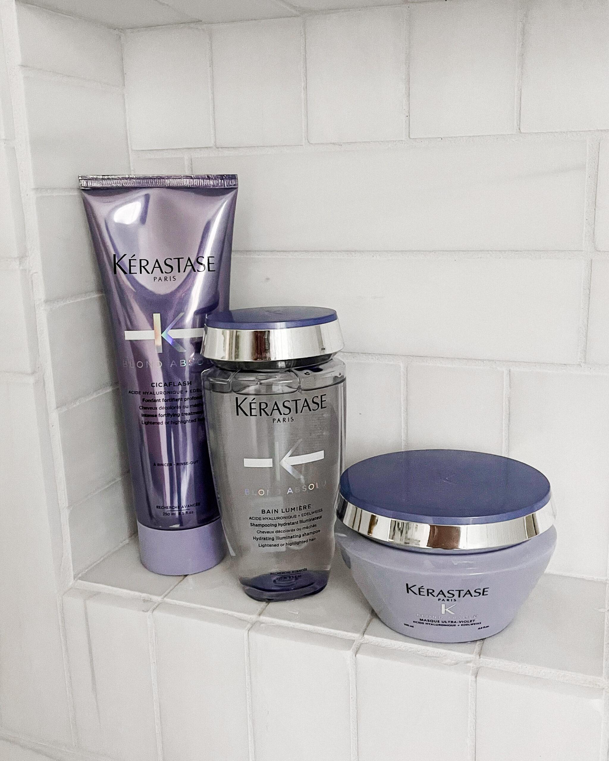 Fashion Jackson Kerastase Shampoo Conditioner